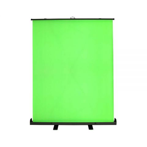 """Dopah Portable Floor Pull Up Projection Green Screen Video Photography Background 100""""D"""