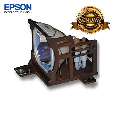 Epson ELPLP04 / V13H010L04 Original Replacement Lamp / Bulb | Epson Projector Lamp Malaysia
