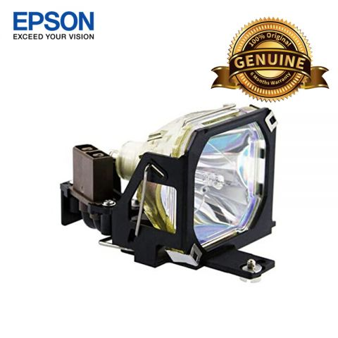Epson ELPLP07 / V13H010L07 Original Replacement Projector Lamp / Bulb | Epson Projector Lamp Malaysia