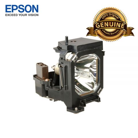 Epson ELPLP12 / V13H010L12 Original Replacement Lamp / Bulb | Epson Projector Lamp Malaysia