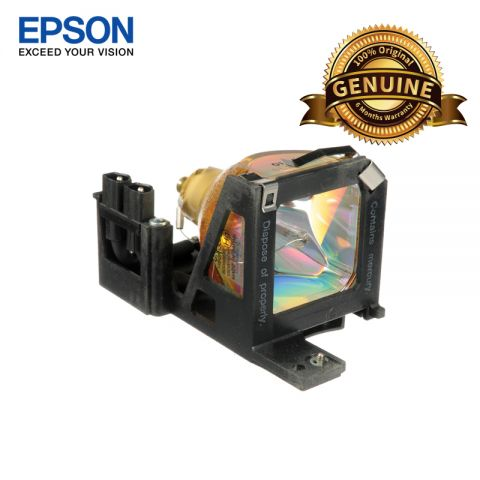 Epson ELPLP19 / V13H010L19 Original Replacement Lamp / Bulb | Epson Projector Lamp Malaysia