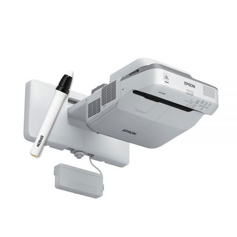 Epson EB-695Wi Ultra-Short Throw Interactive 3LCD Projector
