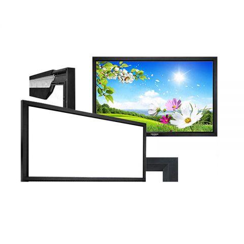 Grandview Large Flat Fixed Frame Screen