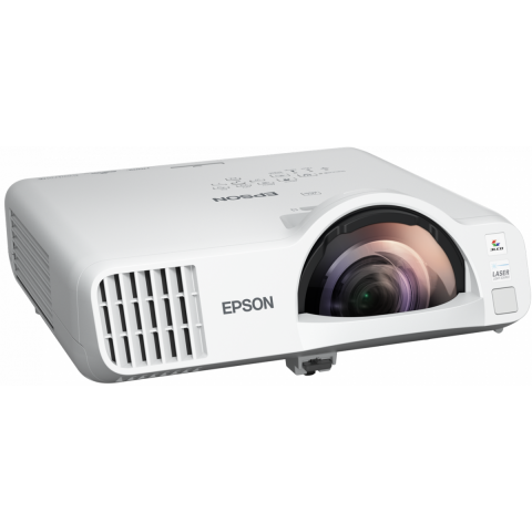 Epson EB-L200SW 3LCD 3800 Lumens WXGA Short Throw Projector