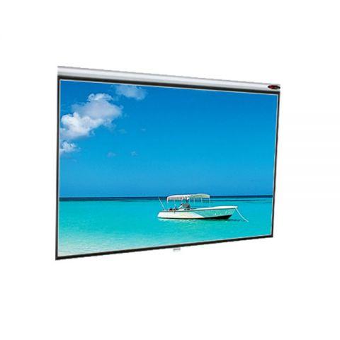 Unic Manual Wall Screen WMB-300 (10' x 10')