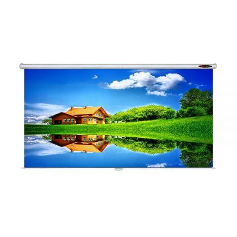 Unic Manual Wall Screen WMS-150 (5' x 5')