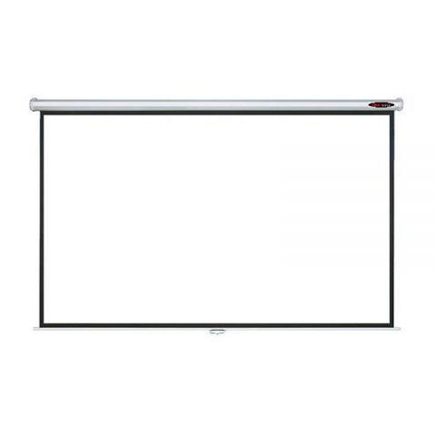 Unic Manual Wall Screen WMS-240 (8' x 8')