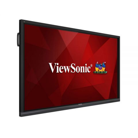 "ViewSonic IFP8650 86"" 4K Ultra HD ViewBoard Interactive Flat Panel"