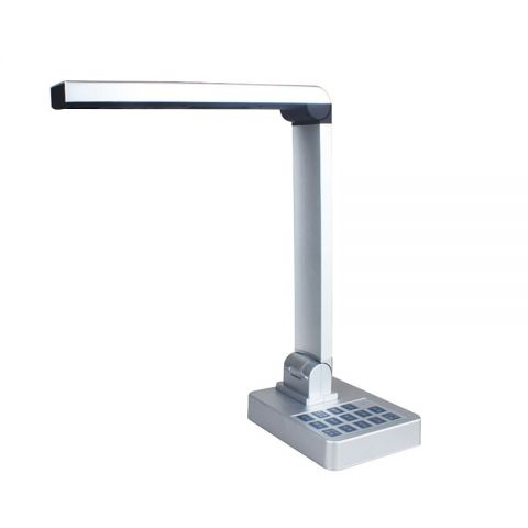 WS-1008P Portable VGA USB Visualizer Document Camera Scanner 8MP with Optic Zoom